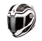 Casco Scorpion exo 1000 type e11 round-up