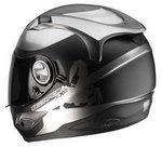 CASCO SCORPION EXO 1000 AIR SUBLIM NEGRO CROMO