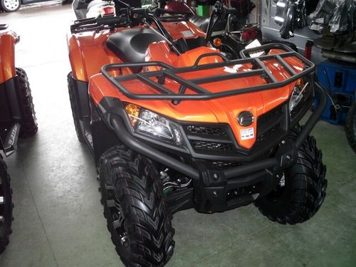 CFMOTO CFORCE 450 L ORANGE NEW